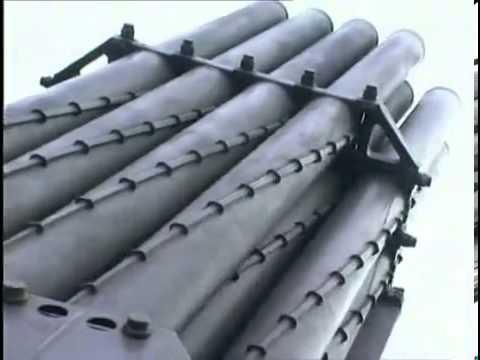 Реактивная система залпового огня ''Смерч''