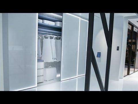 Begehbarer Kleiderschrank - Neuheiten von raumplus 2016 - YouTube