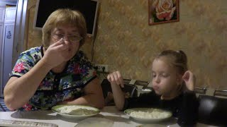 Каша рисовая молочная 👌/ Приятного аппетита 👍 5 декабря 2018 г.
