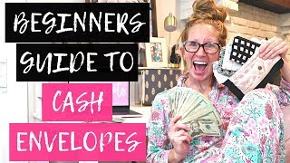 Cash Envelope Secrets! | How to Start a Customized Cash Envelope System