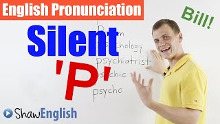 English Pronunciation: Silent 'p'