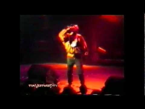 *OLD SCHOOL* Eric B & Rakim Hammersmith Odeon (HMV Apollo) November 1987 - Westwood