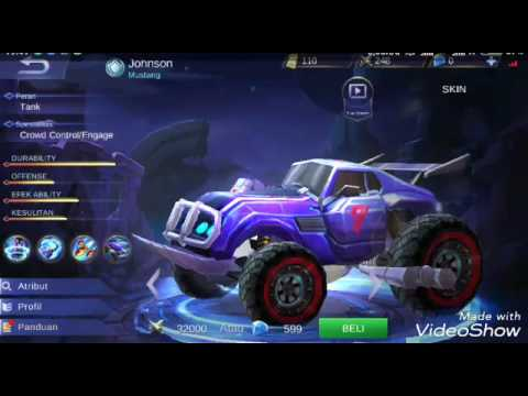 DJ MOBILE LEGEND 2018