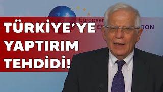 Türkiye'ye yaptırım tehdidi! Kapalı Maraş'ın açılm