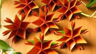Origami ✿ Asterix ✿ Flower Barbarea