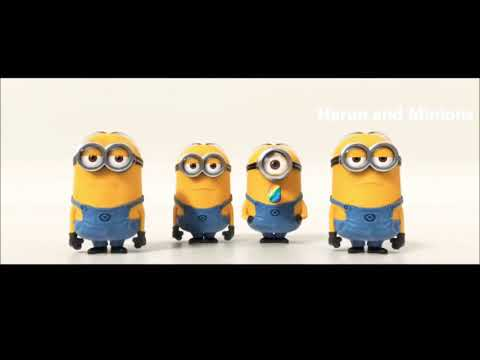 Bruno Mars That's what l Like (Minion Version)