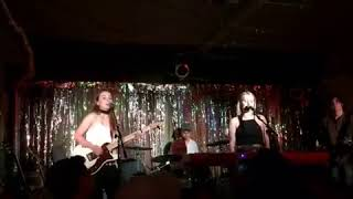 """Ciara Bravo """"Get a load of these hot babes   @beulahbelleband"""""""