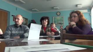 Семинар по информационной работе г.Луганск 24.11. 2016г