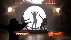 Britney Spears - GMA (Live) 2008 - Circus & Womanizer (12/2) HQVersion