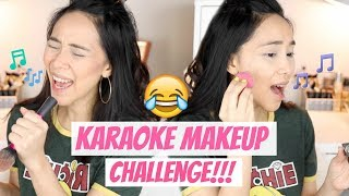 Karaoke Makeup Challenge/Tutorial (BIRIT PA MORE!!!)