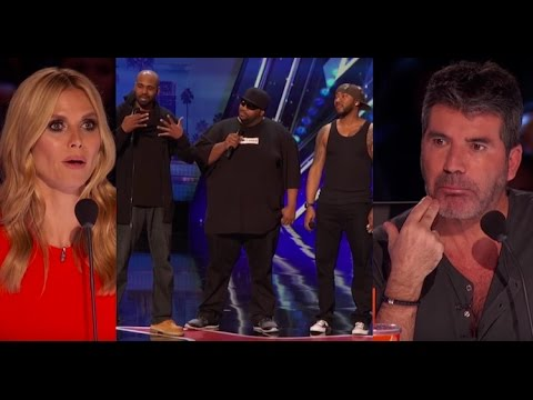 The BEST Singing Group America's Got Talent 2016