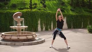 ZUMBA танцевальная тренировка для похудения