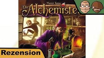 Die Alchemisten - Brettspiel - Review