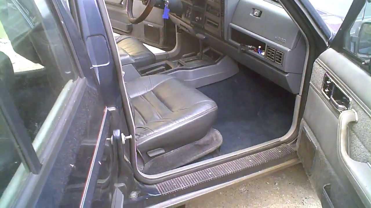 1995 Jeep Grand Cherokee Interior Parts