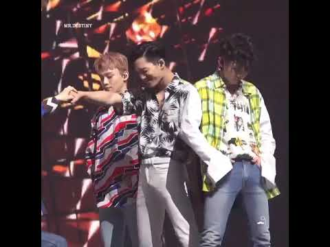 [FANCAM] 170902 LOTTO EXO - KAI FOCUS @ Music Bank In Jakarta 2017