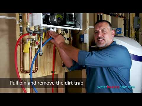 Navien Tankless Cleaning   Water Heaters Now