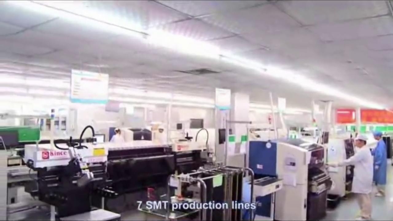 Circuit Board PCB Assembly Manufacturing Process - PCBA Manufacturer