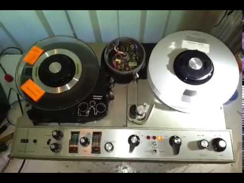 IVC 601  Video tape recorder  1969