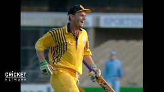 From the Vault: Young Gilchrist steers WA in 1995-96 final