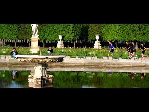 Jardin des Tuileries Lumix  Gh5