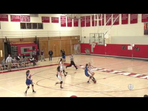 Hall High School vs  Conard High School 2.13.2017