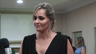 Raquel Girão Sessão de Posse da Câmara de Morada Nova