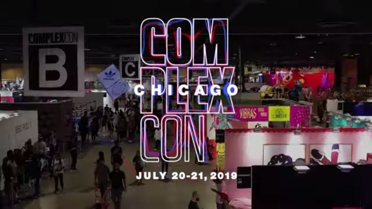 ComplexCon Chicago Marketplace Revealed! PUMA, RSVP Gallery, Champion, Chinatown Market + More