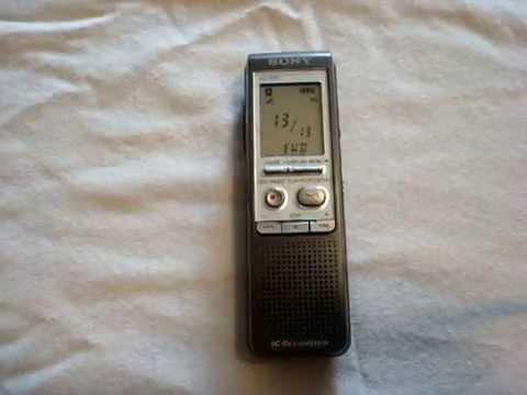 sony icd p520 youtube rh youtube com grabadora sony icd-p520 manual grabadora sony icd-p520 manual