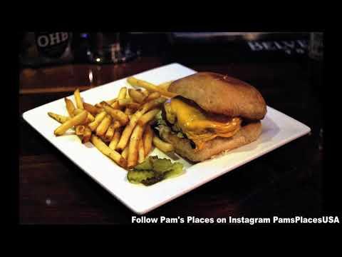 Creole Cheeseburger | 504 Bar & Grill