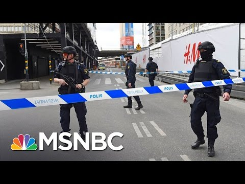 How Immigration In Sweden Will Change Post-Truck Attack | Morning Joe | MSNBC