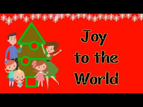 Joy to the World with Lyrics | Christmas Songs and Carols | Original Song | Jazz - YouTube