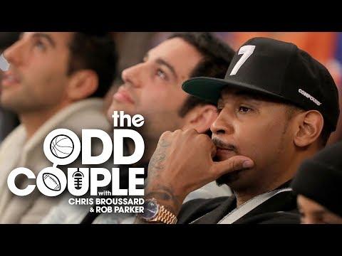 Chris Broussard & Rob Parker - Does Carmelo Anthony Deserve a 'Farewell Tour'