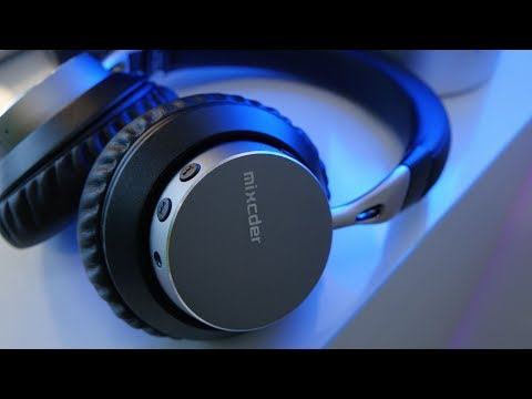 Mixcder MS301 Headphones Review!