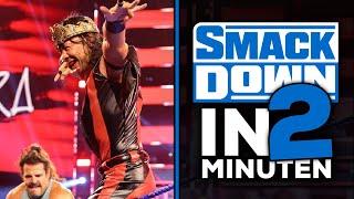 WWE SmackDown in 2 Minuten   Kann ich das nochmal sehen?   11.06.21
