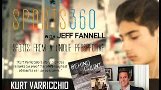 Kurt Varricchio Interview on Sports360 with Jeff Fannell