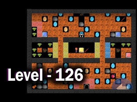 Diamond Mine Level 126 Collected All 30 Diamonds