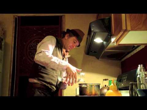 How To Make Herbal Honey-WIne! DIY Mead #1