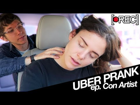 HIDDEN CAMERA UBER PRANK 19 | AYYDUBS
