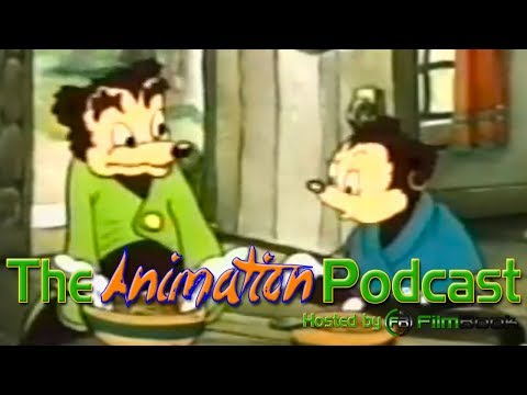 The History of SOMEBODY TOUCHA MY SPAGHET - The Animation Podcast HIGHLIGHTS