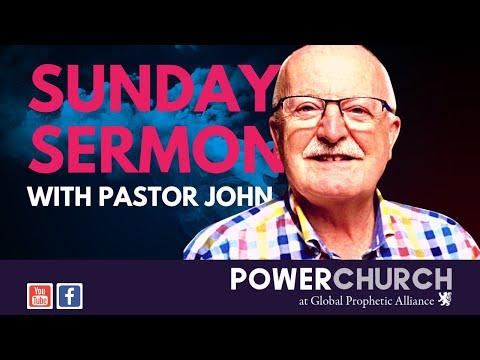 Sunday Sermon Live   Pastor John Hansford   POWER CHURCH GLASGOW