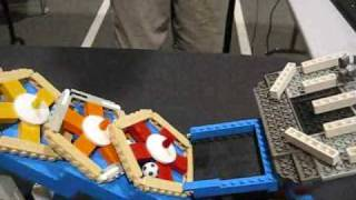 Lego Great Ball Contraption - 2009 Shocker Mindstorms Competition