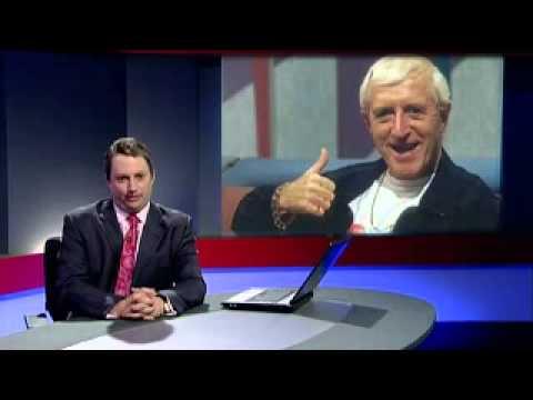 David Mitchell Outs Jimmy Savile