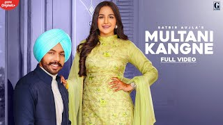 Multani Kangne Satbir Aujla Free MP3 Song Download 320 Kbps