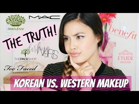 Korean Vs. American Makeup Brands: Which One Is Better? The Beauty Breakdown