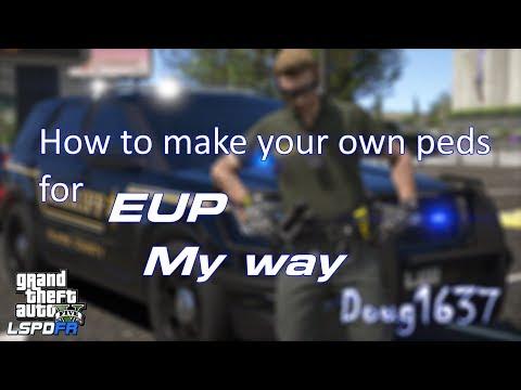 How To Install EUP For GTA V FiveM   SALRP - Loliasian