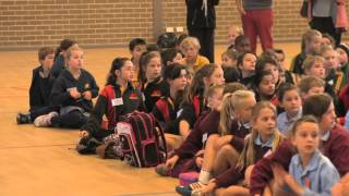 Casse Primary Schools Student Day 2013