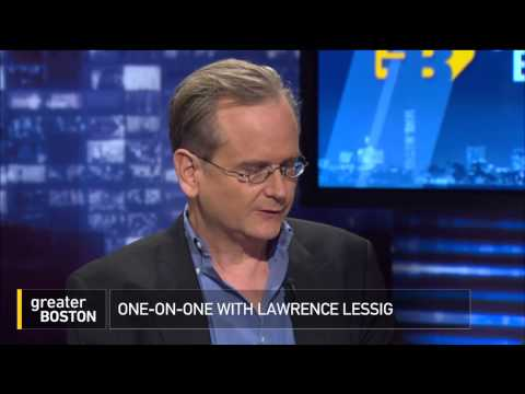 Lawrence Lessig on the Patriot Act and Campaign Finance Reforms