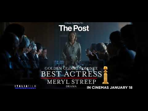THE POST - In cinemas January 18 across the Middle East