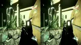 Crysis 2 3D Stereoscopic Full HD 3D Online Game Play Preview (SỬA NHÀ 360 HOTLINE 1900 - 1879)