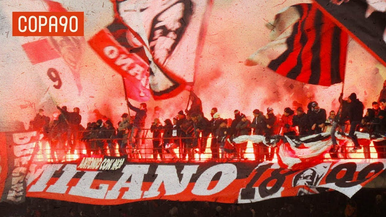 Download Where Ultras Were First Forged: AC Milan's Curva Sud